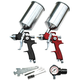 ATD 6904 6-Piece HVLP Spray Gun Set