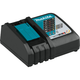 Makita DC18RC 7.2V - 18V Lithium-Ion Rapid Optimal Charger