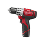 Milwaukee 2410-22 M12 12V Cordless Lithium-Ion 3/8 in. Drill Driver