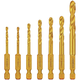 Dewalt DD5157 7-Piece Impact Ready Titanium Drill Bit Set