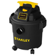 Stanley SL18115P 4.0 Peak HP 5 Gallon Portable Poly Wet Dry Vac with Casters