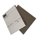 3M 2431 Emery Cloth Sheet 9 in. x 11 in. Fine (50-Pack)