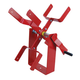 ATD 31160 Heavy-Duty Manual Air Hose Reel