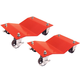 ATD 7466 1,500 lbs. Car Dolly Set (2 Included)