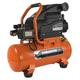 Industrial Air C031I 3 Gallon 135 PSI Oil-Lube Hot Dog Air Compressor (1.0 HP)