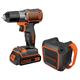 Black & Decker BDCDE120BTS 20V MAX Cordless Lithium-Ion Drill Driver & Speaker Combo Kit