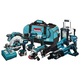 Makita LXT902 LXT 18V Cordless Lithium-Ion 9-Tool Combo Kit