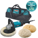 Makita 9227CX3 7 in. Electronic Sander-Polisher with FREE Polishing Kit