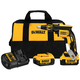 Factory Reconditioned Dewalt DCF620M2R 20V MAX XR Cordless Lithium-Ion Brushless Drywall Screwdriver