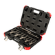 Sunex Tools 9834 7-Piece Stepped Fork Set