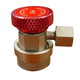 ATD 3653 A/C Coupler-R134 High Side Red