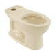 TOTO C743E-03 Drake Round Floor Mount Toilet Bowl (Bone)