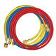 ATD 3679 3-Piece 96 in. R-134a Charging Hose Set 3-Piece