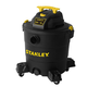 Stanley SL18199P 5.5 Peak HP 12 Gallon Portable Poly Wet Dry Vac with Casters