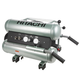 Hitachi EC1110 5 Gallon 1.6 HP Oil-Lubricated Horizontal Air Compressor