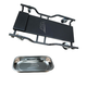 ATD 81040P Heavy-Duty 40 in. Drop Arm Steel Creeper w/FREE Stainless Steel Rectangular Magnetic Tray