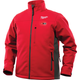 Milwaukee 201R-202X M12 12V Lithium-Ion Heated Jacket