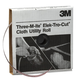 3M 5026 Cloth Utility Roll 1-1/2 in. x 50 yd. 180J