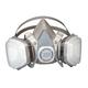 3M 7178 Dual Cartridge Respirator Packout Organic Vapor/P95 Medium