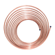 AES Industires CNC-425 NiCopp Nickel/Copper Brake Line Tubing Coil 1/4 in. x 25 in.