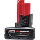 Milwaukee 48-11-2402 M12 XC 12V 3 Ah High Capacity Lithium-Ion Battery Pack
