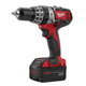 Factory Reconditioned Milwaukee 2602-82 M18 18V Cordless Lithium-Ion 1/2 in. Hammer Drill Driver Kit