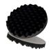 3M 5725 Perfect-It Single Sided Foam Polishing 8 in. Pad (Black)