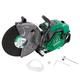 Hitachi CM75EBP 14 in. Gas Powered Cut-Off Masonry Saw