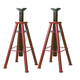 ATD 7447 10-Ton Capacity High Lift Jack Stands