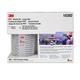 3M 16382 PPS Starter Kit, Large, 125u
