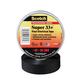 3M 6133 Scotch Vinyl Plastic Electrical Tape Super 33 Plus 3/4 in. x 52 ft.