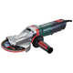 Metabo 613085420 Quick 13.5 Amp 6 in. Flat Head Grinder with Paddle Switch & Brake