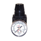 ATD 7841 Mini 1/4 in. NPT Air Regulator with Gauge 25 SCFM