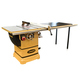 Powermatic 1791001K 1-3/4 HP 10 in. Single Phase 115V Left Tilt Table Saw with 52 in. Accu-Fence System