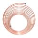 AES Industires CNC-325 NiCopp Nickel/Copper Brake Line Tubing Coil 3/16 in. x 25 in.