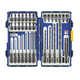 Irwin Hanson 1840318 33-Piece Impact Drill Driver Bit Set