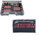 ATD 4030C 7-Piece Heavy-Duty Body & Fender Tool Set with 27-Piece Trim Panel & Scraper Tool Set
