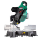 Hitachi C12RSH2 15 Amp 12 in. Dual Bevel Sliding Compound Miter Saw with Laser Marker