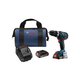 Bosch HDS183-02 18V 2.0 Ah Cordless Lithium-Ion Brushless Compact Tough 1/2 in. Hammer Drill Kit