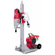 Milwaukee 4120-22 Diamond Coring Rig with Large Base Stand & Coring Motor