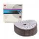 3M 1820 6 in. P80C Purple Clean Sanding Hookit Disc (50-Pack)