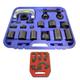 Astro Pneumatic 7897P Ball Joint Service Tool & Master Adapter Set w/Tie Rod/Pitman Arm Adjusting Tool Set