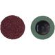 ATD 87324 3 in. 24 Grit Aluminum Oxide Mini Grinding Discs