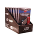 ATD 8802D 8-Pack Display of Folding Lock Back Utility Knives