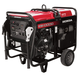 Honda 660590 10,000 Watt Industrial Portable Generator with DAVR Technology (CARB)