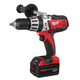 Milwaukee 2611-24 M18 18V Cordless Lithium-Ion High Performance Hammer Drill
