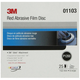 3M 1103 6 in. P1200 Red Abrasive Stikit Disc (25-Pack)