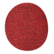 3M 1262 6 in. 40D Red Abrasive Hookit Disc (25-Pack)