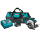 Makita BSS501 18V Cordless LXT Lithium-Ion 5-3/8 in. Circular Trim Saw Kit