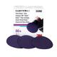 3M 33392 3 in. Cubitron II Fibre Roloc 80plus Grade Disc